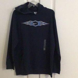 Nike XL Boys Hooded Sweatshirt